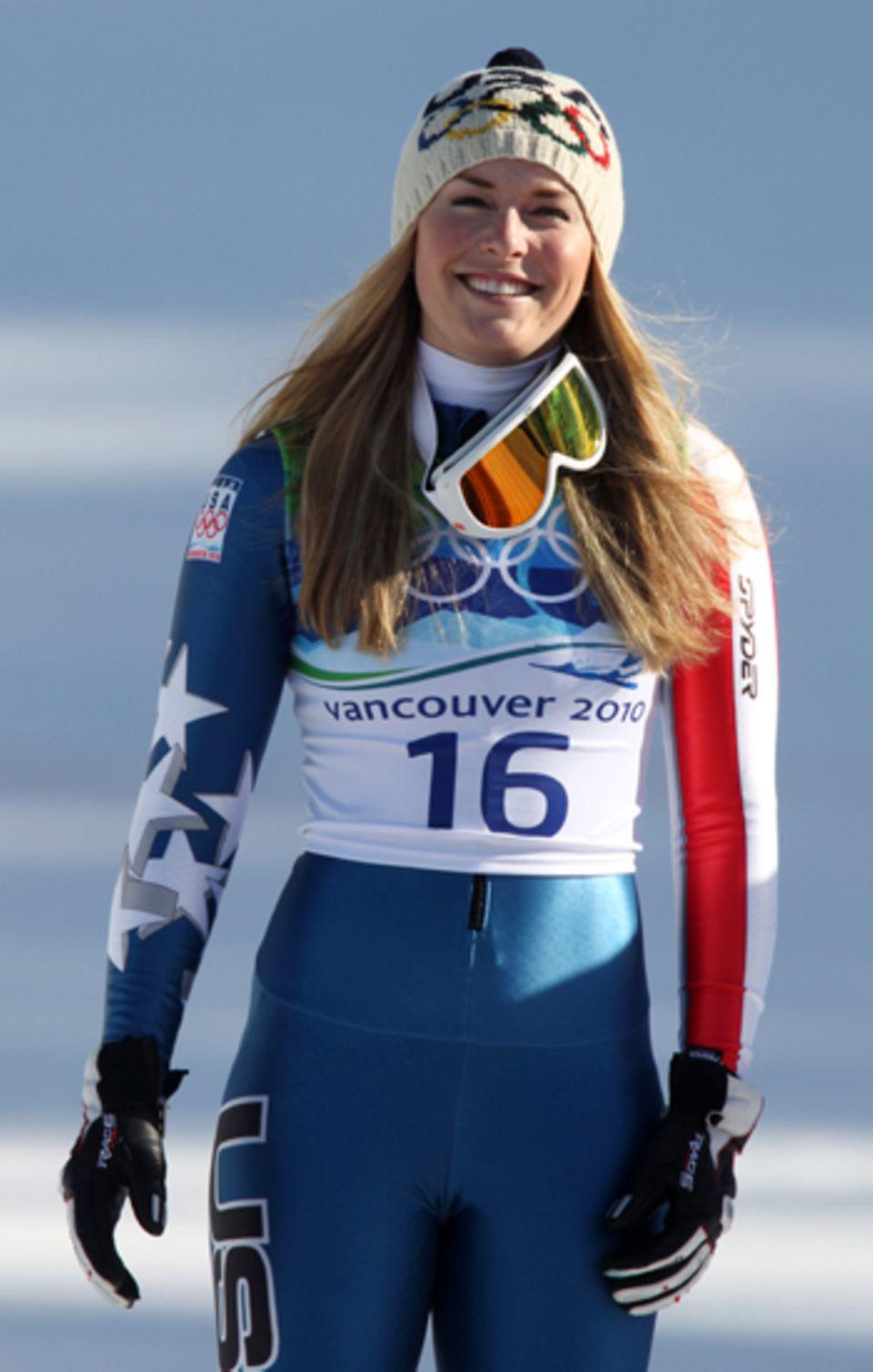 Sexiest Athlete - Lindsey Vonn