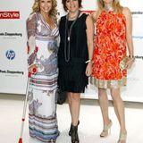 Sex and the City Movie Night Köln: Katja Burkard, Birgit Schrowange und Frauke Ludowig