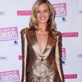 In einer Blazer-Shorts-Kombination von Sass & Bide besucht Georgia May Jagger ein Modeevent in Sydney.