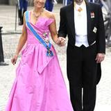 Auch Prinzessin Märtha Louise und Ari Behn freuen sich auf die Zeremonie.