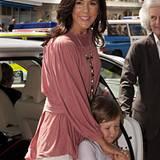 17. Juni 2010: Stockholm empfängt Prinzessin Mary und Prinz Christian von Dänemark mit strahlendem Sonnenschein.