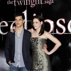 """21. Juni 2010: Der Hype um den dritten Teil der """"Twilight""""-Saga, """"Eclipse"""" ist auch in Stockholm gegenwärtig. Taylor Lautner und"""