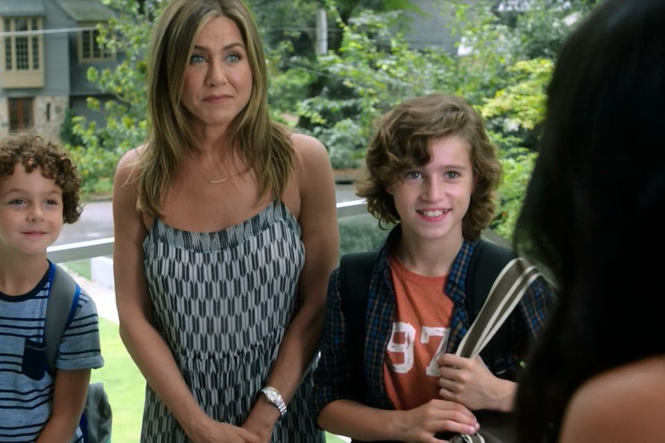 """Jennifer Aniston in """"Mother's Day"""""""