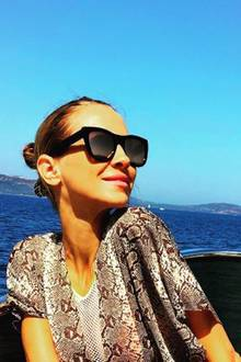 Alessandra Meyer-Wölden: So lässt es sich leben!