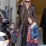 28. Juni 2015  Nicole und ihre Mädels besuchen die Heimat der Schauspielerin, Sydney.