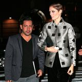 Model Coco Rocha mit Ehemann James Conran