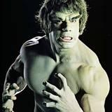 """Von 1978 bis 1982 spielte Lou Ferringo """"The Incredible Hulk"""" und machte Grün salonfähig."""