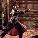 Als Vampir-Mensch-Bastard kämpft Wesley Snipes 2004 gegen böse Vampire und Werwölfe.