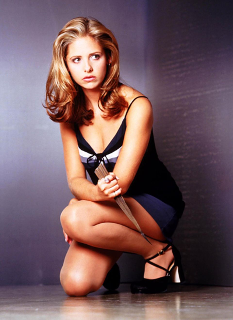 """Sarah Michelle Gellar - """"Buffy - im Bann der Dämonen"""""""