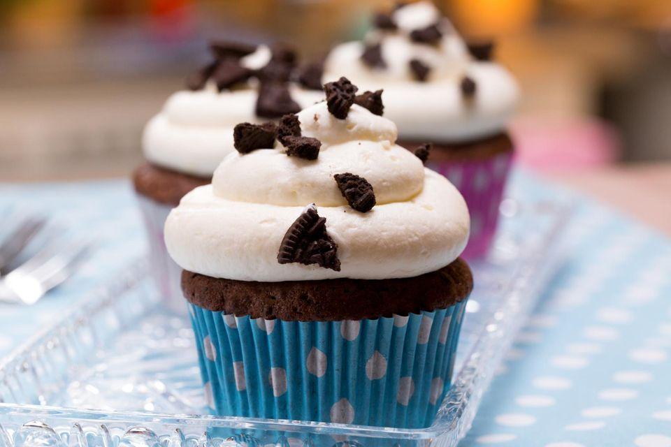Oreo-Cupcakes