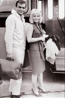 Von 1962 bis 1973 war Connery mit der in Australien geborenen Schauspielerin Diane Cilento verheiratet.