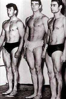 In seiner Jugend hatte Sean Connery einige Gelegenheitsjobs.