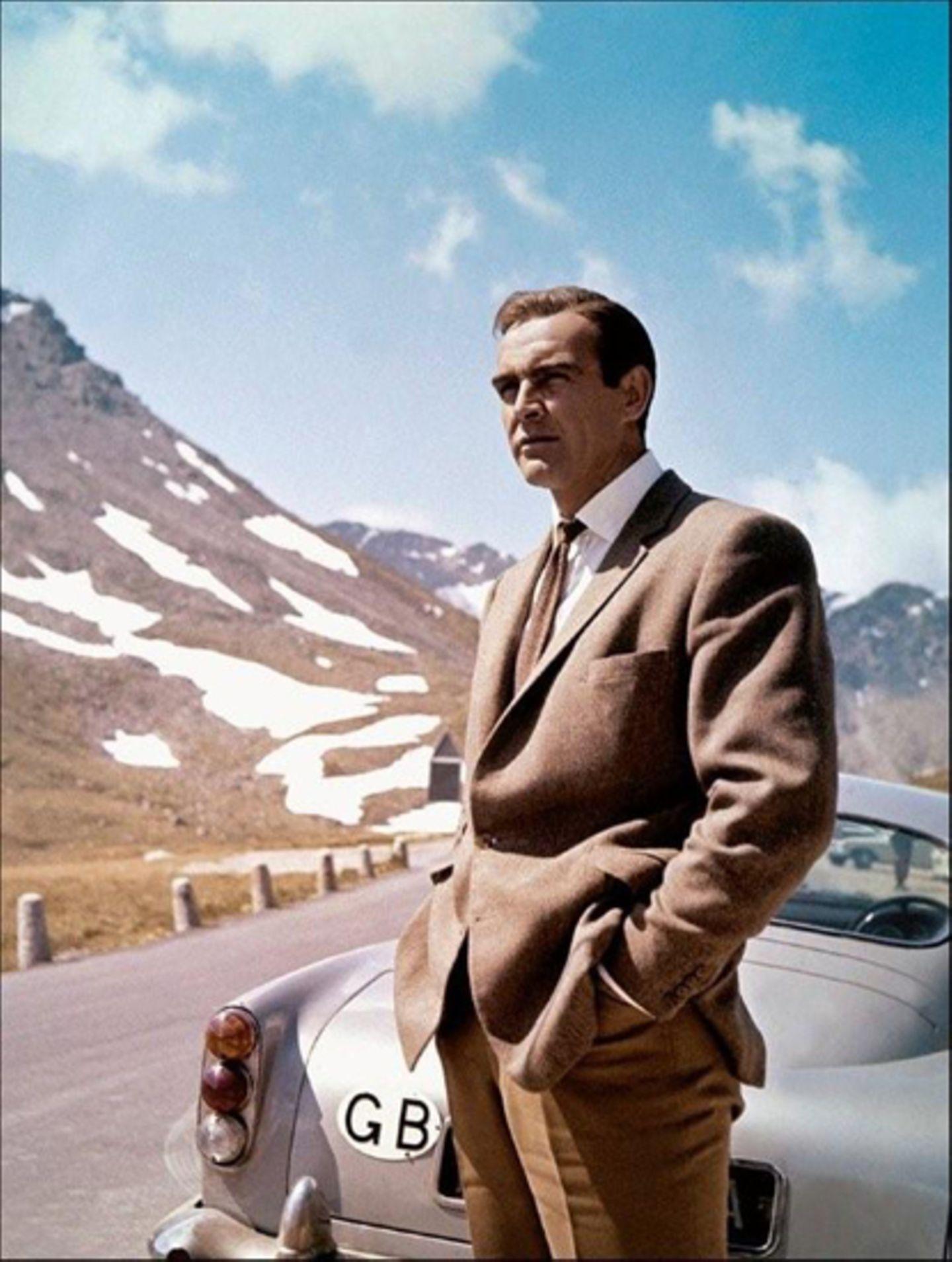 Sean Connery gilt als der ultimative James Bond.