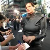 Salt Premiere Berlin: Alexandra Kamp hat sich für den Abend extra schick gemacht.  Der Grund: Wegen eines Theater-Engagements is