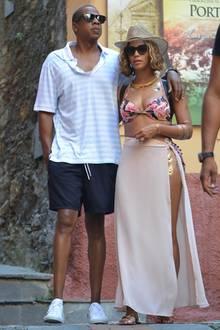 In Portofino können sich sogar Weltstars wie Beyonce und Jay Z wie ganz normale Touristen fühlen.