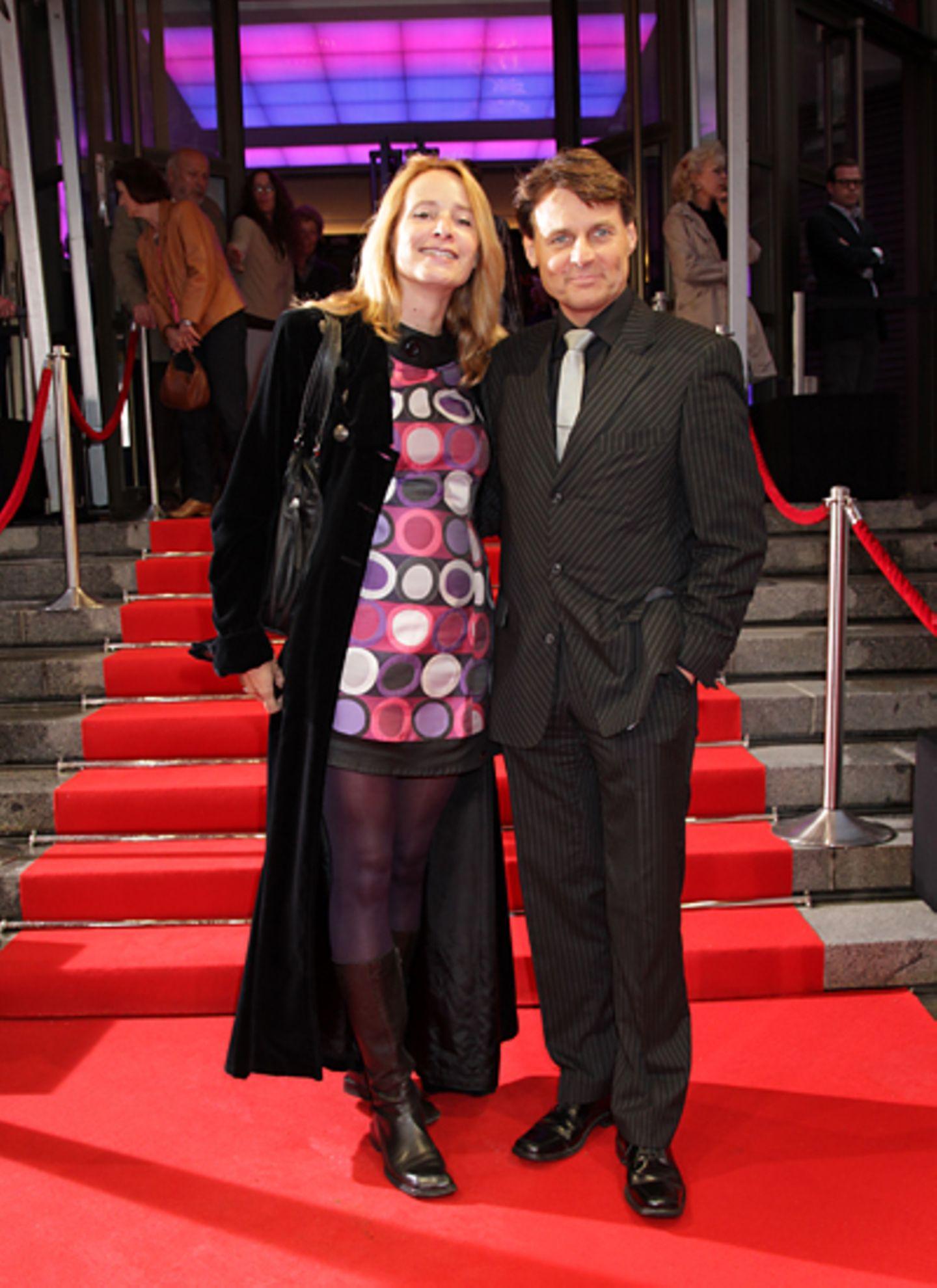 Yma - zu schön, um wahr zu sein: Wolfgang Bahro mit Frau Barbara