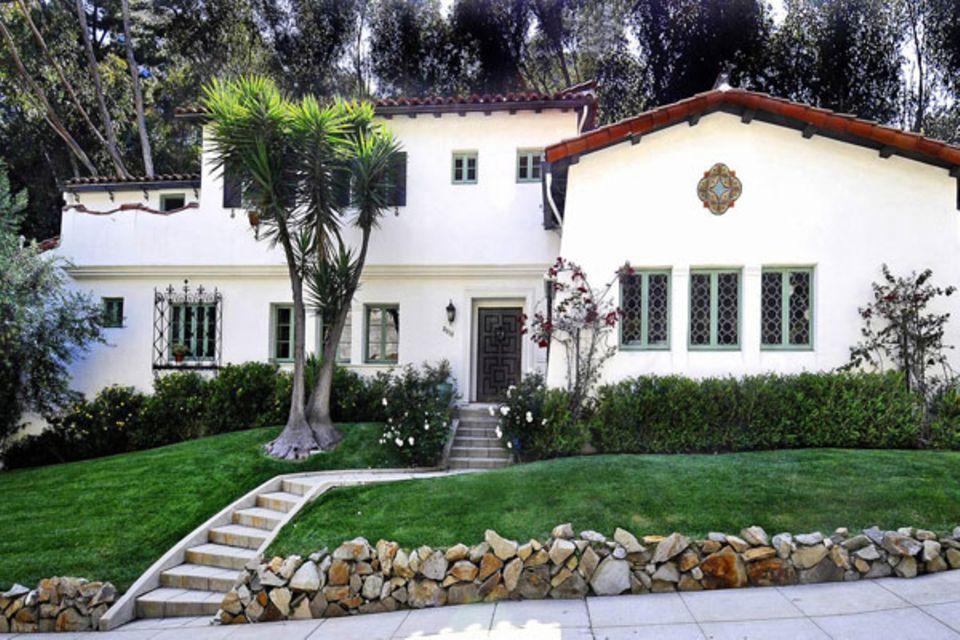 """""""Mein erstes Haus!"""": Kurt Cobains Tochter Frances Bean leistet sich nach Erhalt ihres Erbes diese Schmuckstück in den Hollywood"""