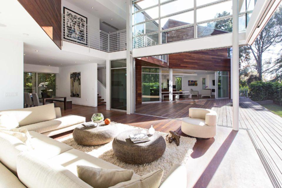 Nach der Trennung von Heidi Klum wagt Seal einen räumlichen Neustart. Seine Villa in Brentwood, Los Angeles, hat er für 4,5 Mill