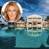 Seit 2013 versucht Celion Dion ihr Anwesen in Florida an den Mann zu bringen. Jetzt hat sie den Preis drastisch gesenkt und die Villa mit eigenem Wasserpark ist für 30 Millionen Dollar (ursprünglich über 90 Millionen Dollar) zu haben.