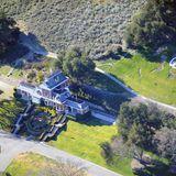 Zur Ranch gehört nicht nur das berühmte Bahnhofsgebäude, sondern auch ein Areal von fast sieben Quadratkilometern.