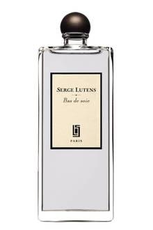 """Serge Lutens """"Bas de Soie"""" enthält Hyazinthe und Iris – ein aufregender Mix (50 ml EdP, ca. 78 Euro)."""
