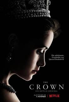 """""""The Crown"""", ab 4. November 2016 exklusiv und weltweit auf Netflix"""