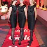 Gala Style Club: Die Hostessen wurden von St. Emile ausgestattet.