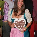 Dana Schweiger ist zu Gast im Hippodrom.