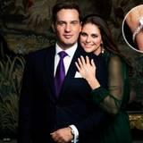 Prinzessin Madeleine und Christopher O'Neill: Am 25. Oktober 2012 geben die schwedische Prinzessin und der Investmentbanker ihre