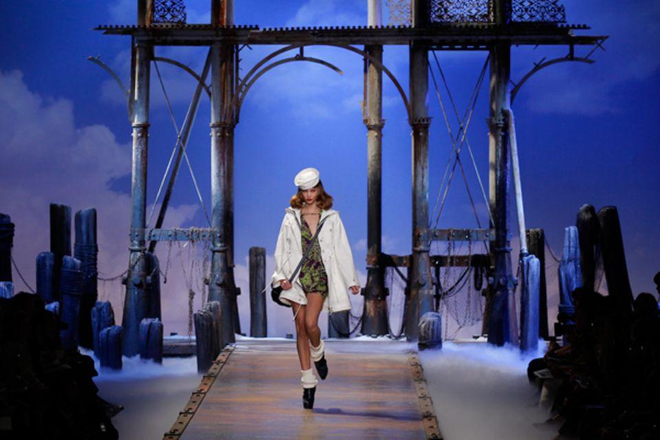 John Galliano für Christian Dior Frühjahr/Sommer 2012