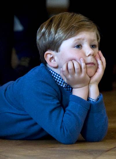 Prinz Christian: September 2010