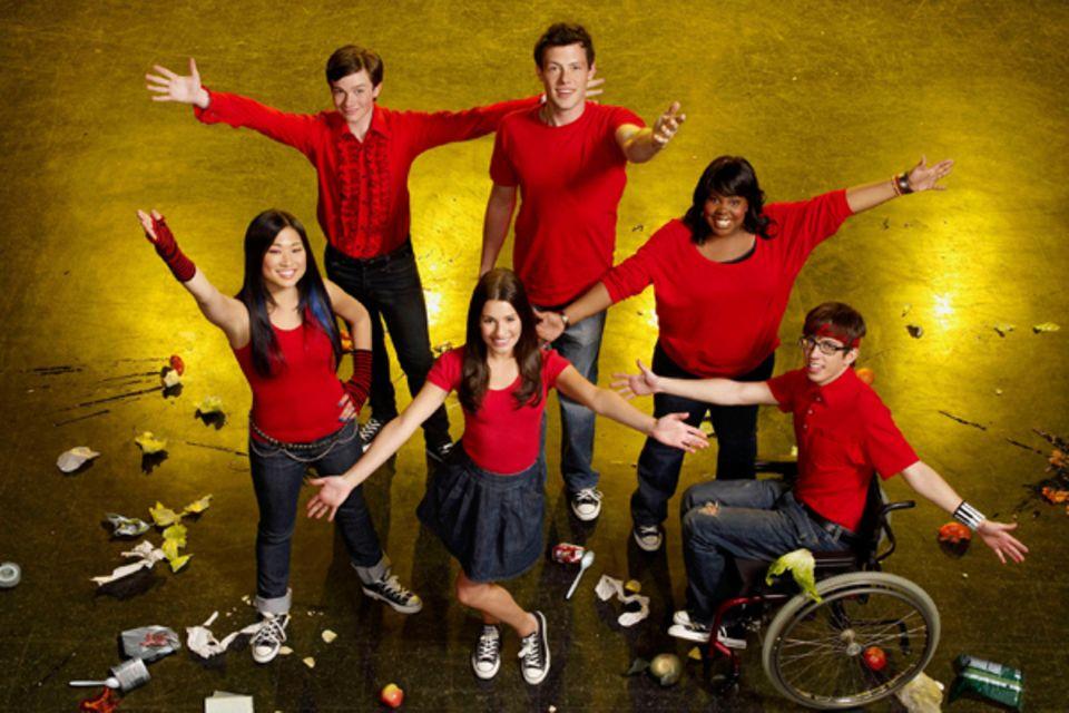 "Serie: ""Glee"""