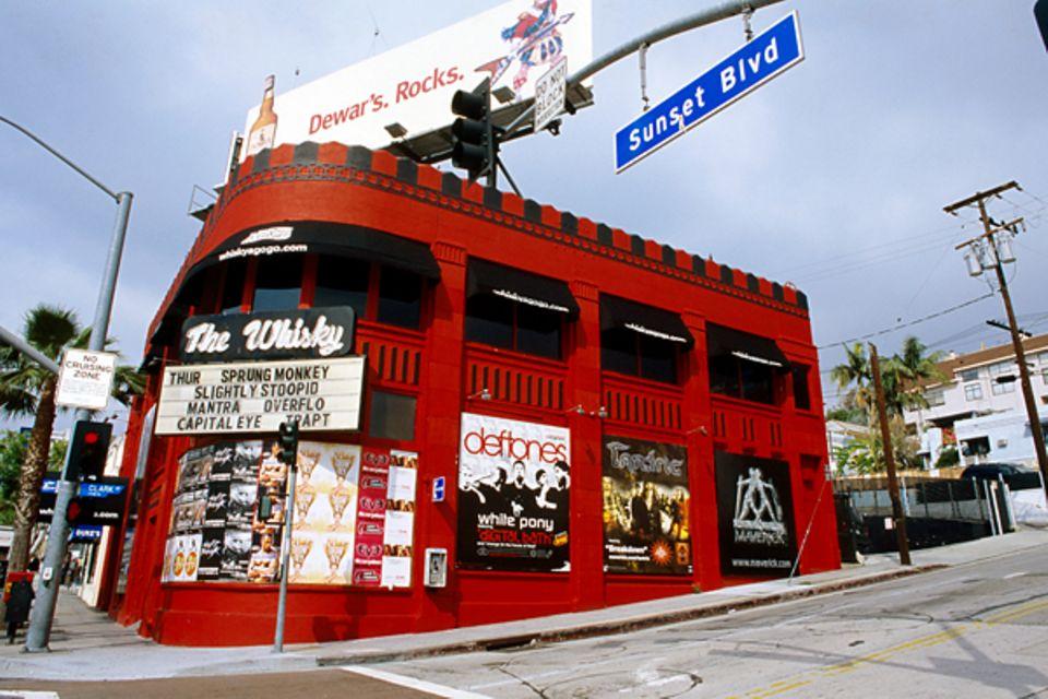 Hollywood: The Whiskey Club
