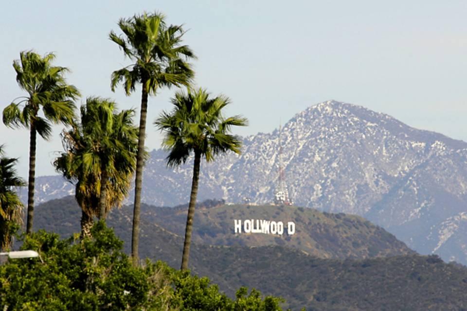Hollywood: Hollywood Sign