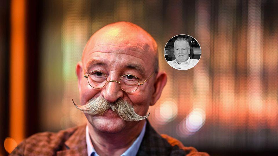 Horst Lichter war mit dem verstorbenen Tamme Hanken befreundet