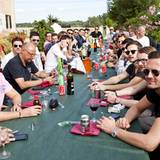 Gala MEN Buddy Weekend: Große Spannung bei der Preisverleihung der Jeep-Rallye.