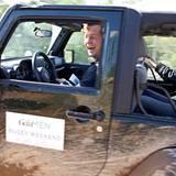 Gala MEN Buddy Weekend: Schnellster bei der Offroad-Rallye: Thomas Heinze