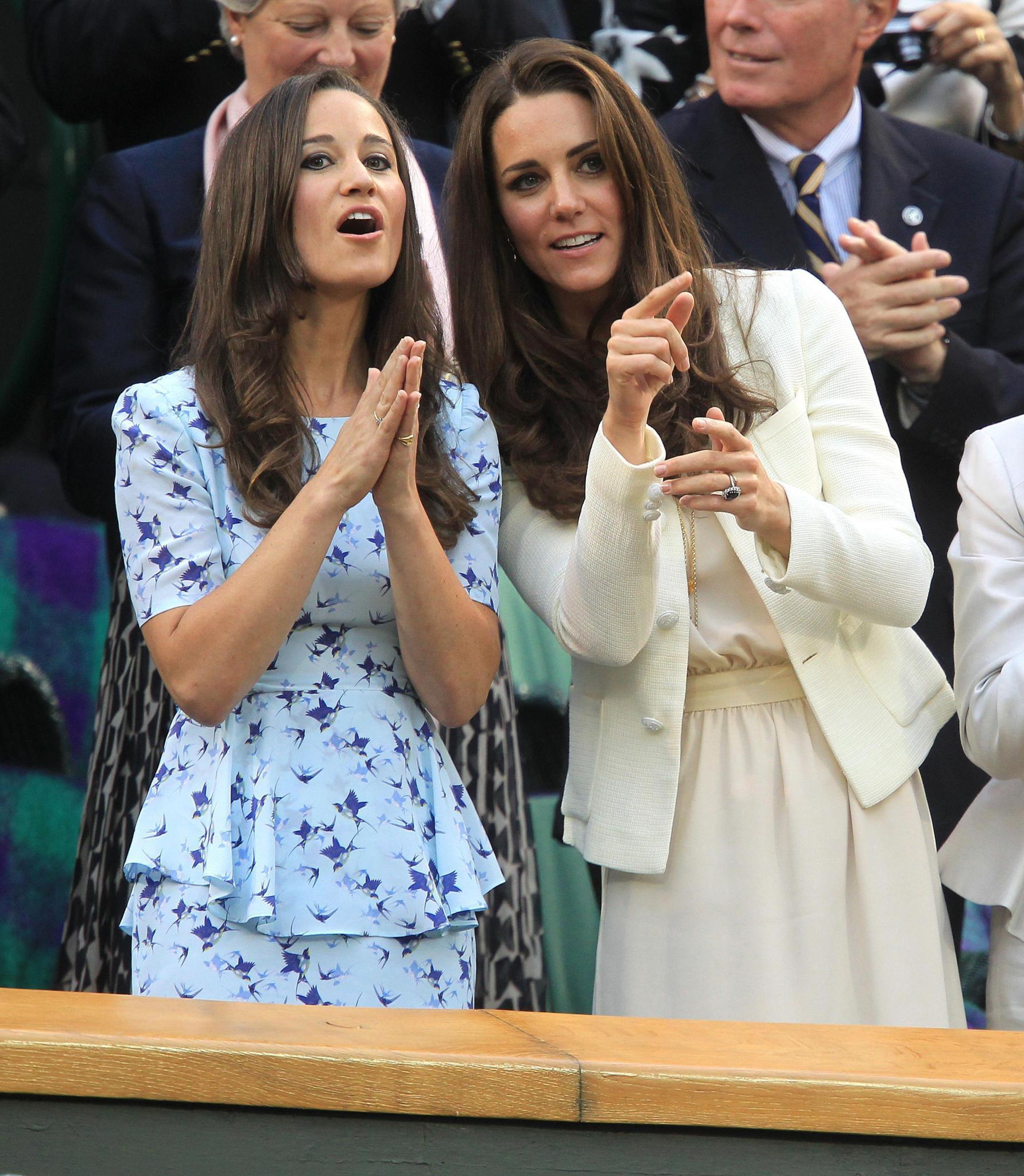 Pippa Middleton, Herzogin Catherine