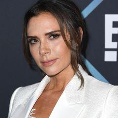 Jawohl, auch Stil-Ikone Victoria Beckham ist irgendwie eine von uns.