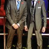 Auch die Zwillingsbrüder James und Oliver Phelps freuen sich auf den Film.