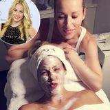 """""""Man gönnt sich viel zu wenig Zeit für seine Haut"""", schreibt Ex-""""Bachelor""""-Kandidatin Angelina Heger auf Instagram und gönnt sich prompt einen Besuch bei der Kosmetikerin."""