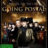 Lustig: Going Postal, DVD