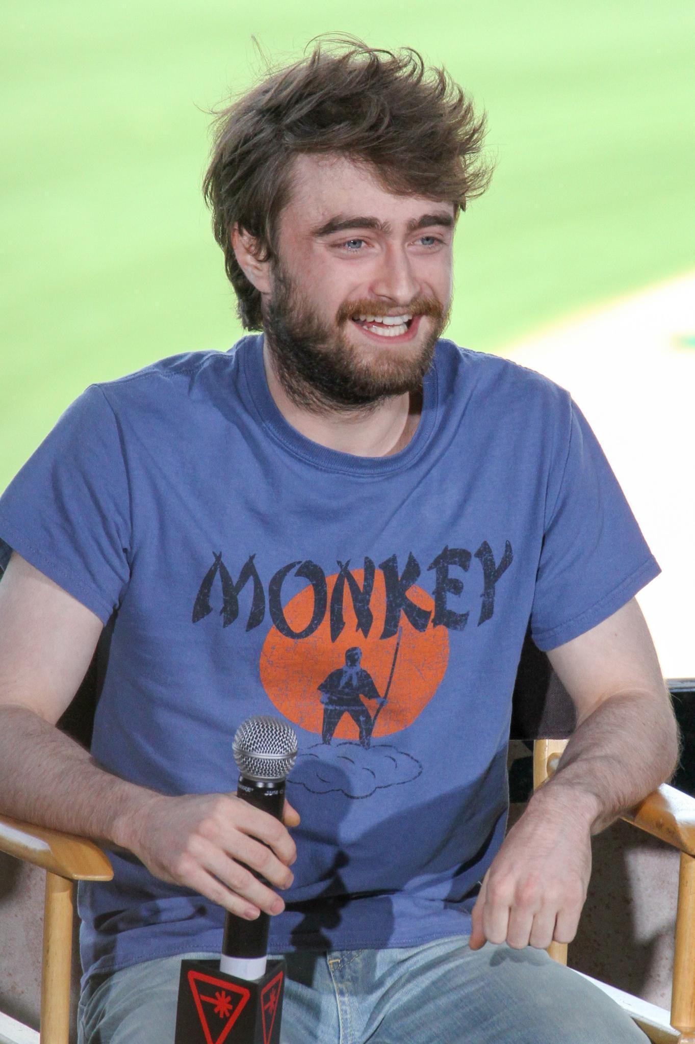 Daniel Radcliffe großen Schwanz