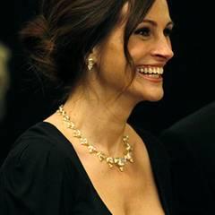 Kennedy Center Honors: Julia Roberts bezaubert wie immer alle durch ihr Lachen.