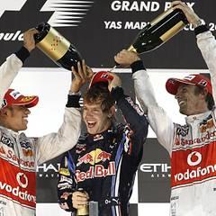Unser Goldjunge: Er macht die Formel 1 endlich wieder so spannend wie in der Schumi-Ära: Erst im letzten Rennen der Saison in Ab