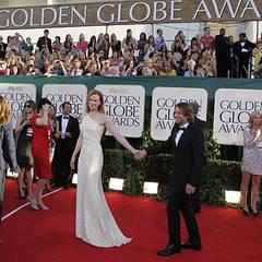 Die Fans vor dem Beverly-Hilton-Hotel hatten ihre Stars wie Nicole Kidman und Keith Urban fast zum Anfassen nah.