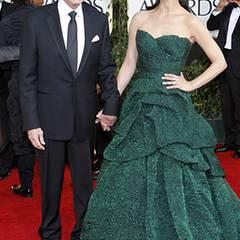 Nach schweren Monaten und besiegtem Krebs zeigt sich Michael Douglas mit Catherine Zeta-Jones in gesunder Verfassung.