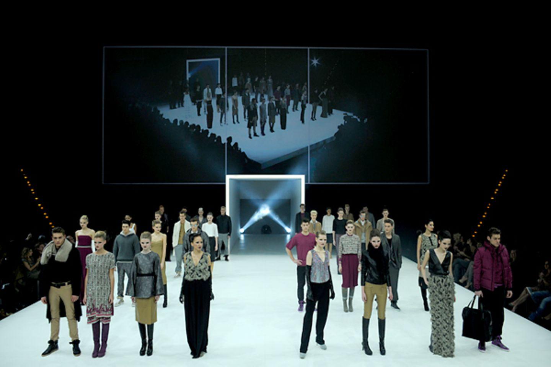 Fashion Week Berlin: Michalsky Herbst/Winter 2011