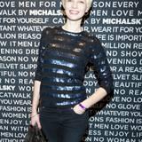 Susan Atwell brachte beste Laune mit zum Gala Fashion Brunch.