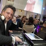 DJ Sinan Mercenk kümmerte sich um die musikalische Untermalung.